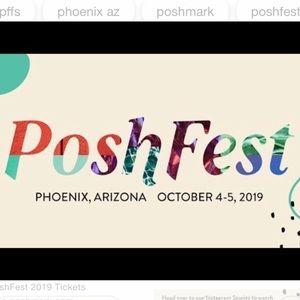 Poshfest 2019! Phoenix Arizona! See you there!